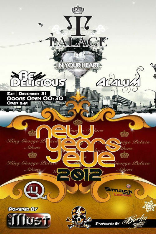 New Years Eve 2012 @ T-Palace