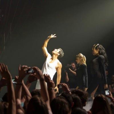 Sakis Rouvas VMA 2012