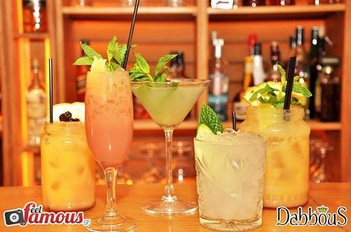dabbous cocktails