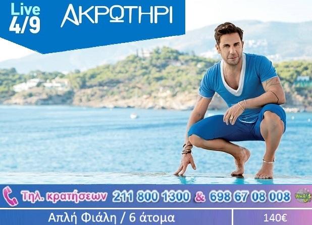 Γιώργος Μαζωνάκης Ακρωτήρι Club