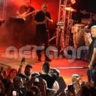 Ο Παντελής Παντελίδης τραγουδά στη συναυλία του Αντώνη Ρέμου στα Χανιά!